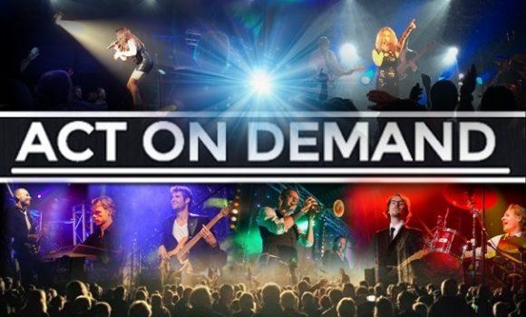 Act on Demand - dé band voor uw feest!