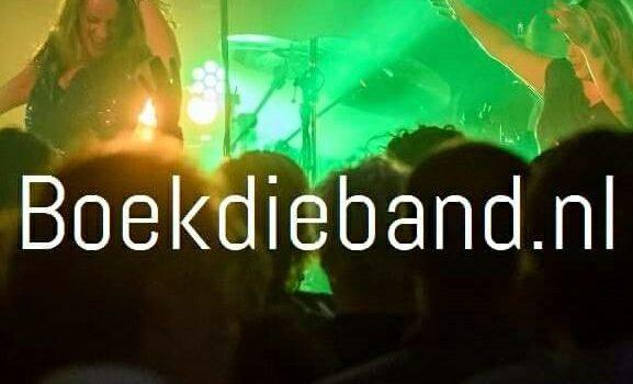 Boekdieband.nl - coverband en band boeken feest