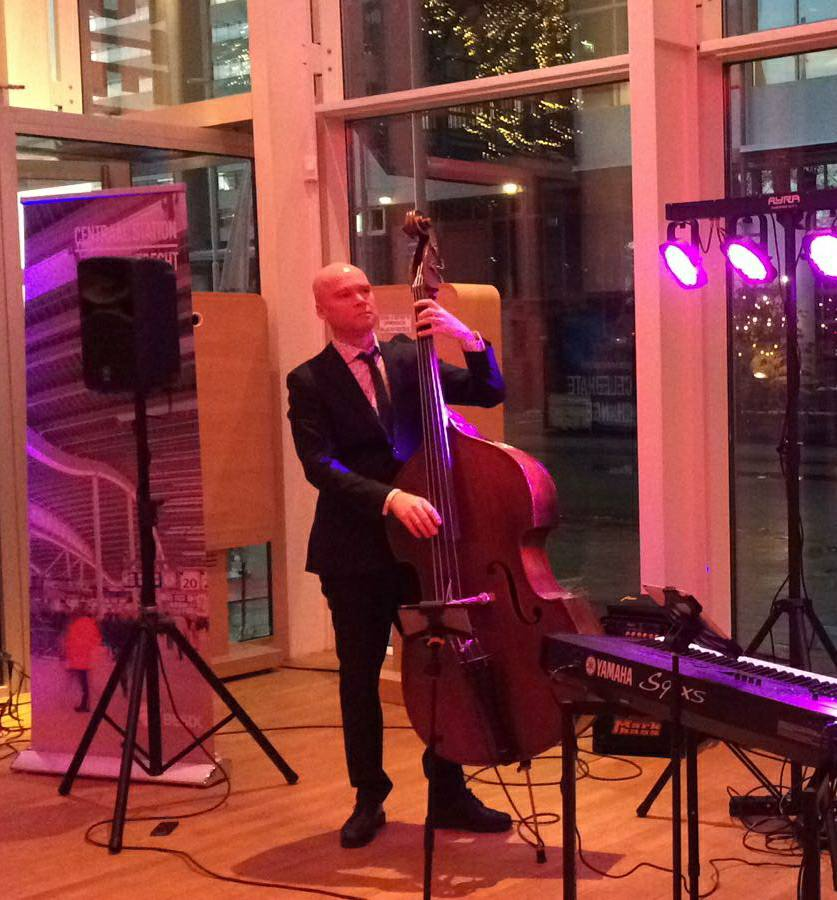Instrumentale jazz en achtergrondmuziek - Acoustic Masters