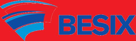 Besix Logo - Referentie Boekdieband.nl
