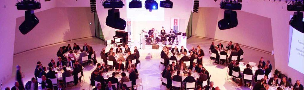 Carrousel jaarbeurs live muziek congres