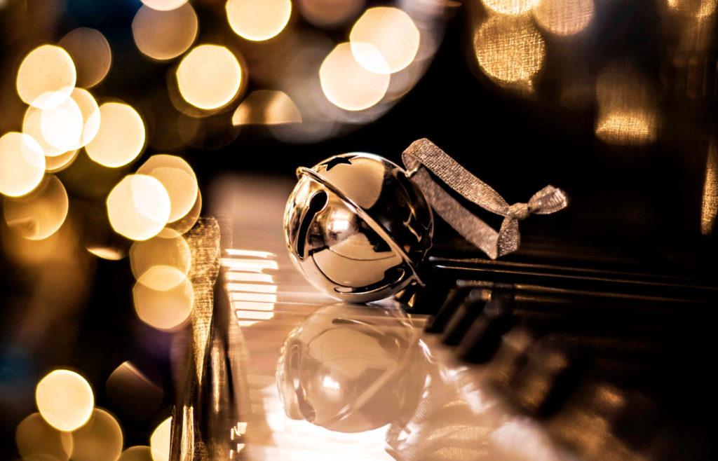 Piano Kerstmis december kerstevent