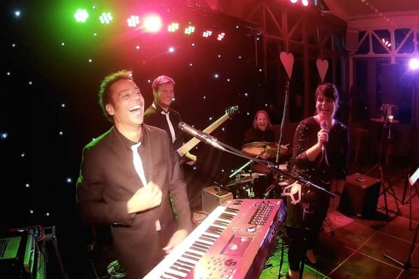 Carrousel The Party Edition - coverband kerstevent kerstborrel